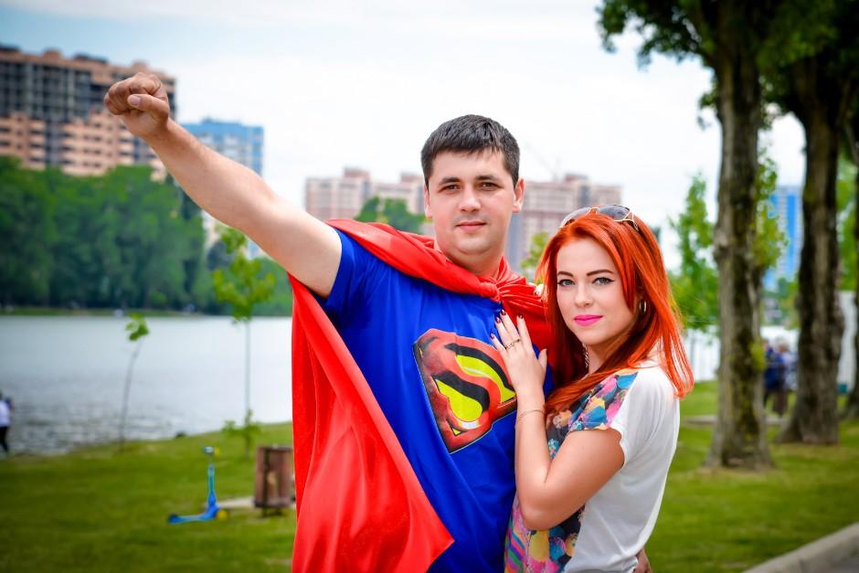 Superman love story